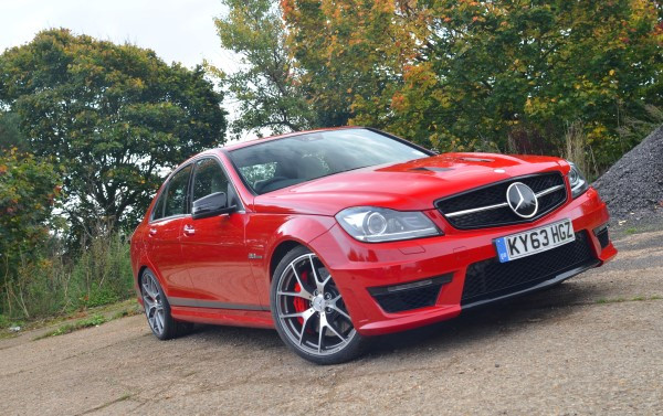 Mercedes-Benz C63 AMG Edition 507 - UK Quick Review | carwow