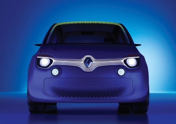 Twin City Mazda >> Renault Twin'Z Concept Car - Is This The Next Twingo? | carwow
