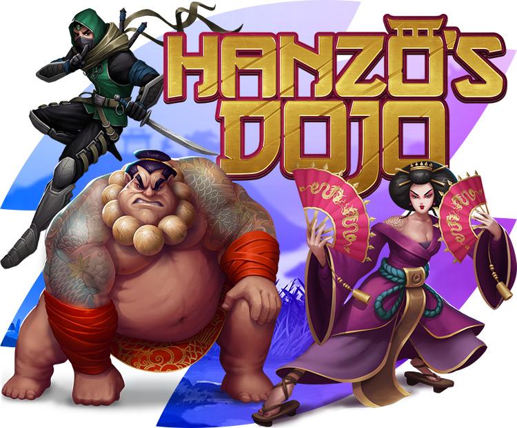 Game Hanzo's Dojo