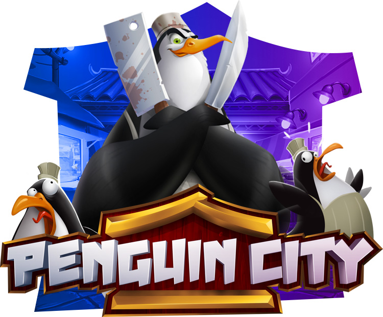 Game Penguin City