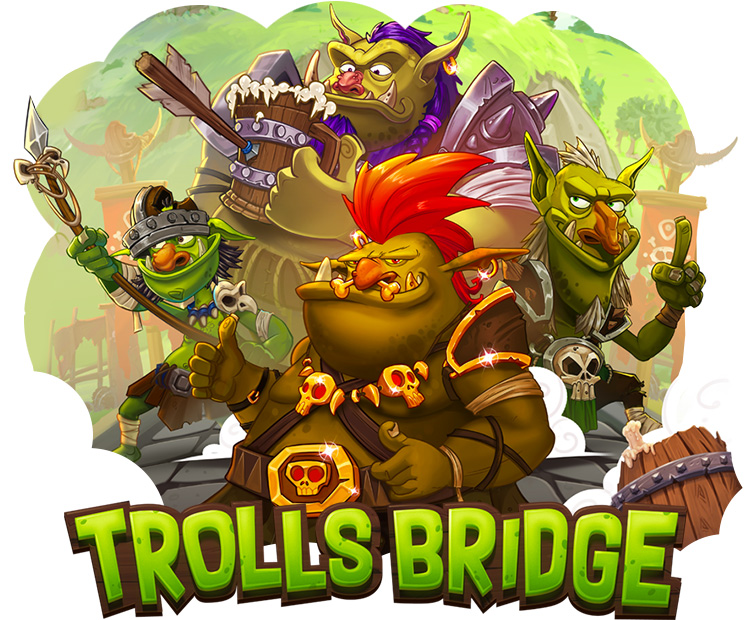 Game Trolls Bridge