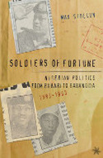 Soliders of Fortune Front Cover