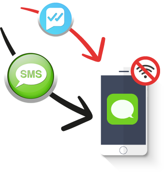 SMS Fallback