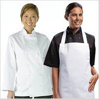Chef Clothing,Apron & Footwear
