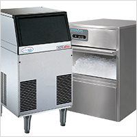 Restaurant Ice machine, commercial ice cube maker,