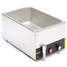Wet heat Bain Marie, Food Warmer, Hot Food Display, Sauce Warmer, Food Holder,Commercial Grade
