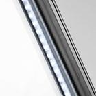 Interlevin LGF5000 Glass Door Display Freezer