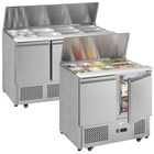 Interlevin ESA Range Gastronorm Saladette Counter