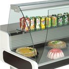 Frilixa Celebrity Curved Range Mobile Serve Over Counter