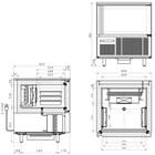 Tefcold Gastro-Line BLC Range Blast Chiller/Freezer