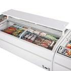 Arcaboa Dupla Range High Vision Freezer