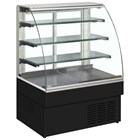Trimco Zurich II Chocolate Range Chocolate Display Cabinet