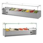 Interlevin VRX 330 Range Gastronorm Topping Shelf