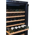 Polar CE218 Dual Zone Wine Cooler 155 Bottles