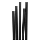 Fiesta CE313 Short Black Cocktail Stirrer Straws (1000)