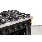 Buffalo CE371-P 6 Burner Propane Gas Oven Range