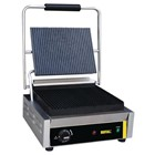 Buffalo DM903 Bistro Contact Grill Large Ribbed