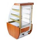 IGLOO Jamaica JA60WW Wood Refrigerated Pastry Case