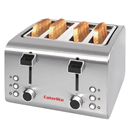 Caterlite CP929 4 Slot Stainless Steel Toaster