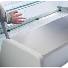 Igloo Tobi 110 Curved Glass Deli Serve Over Counter