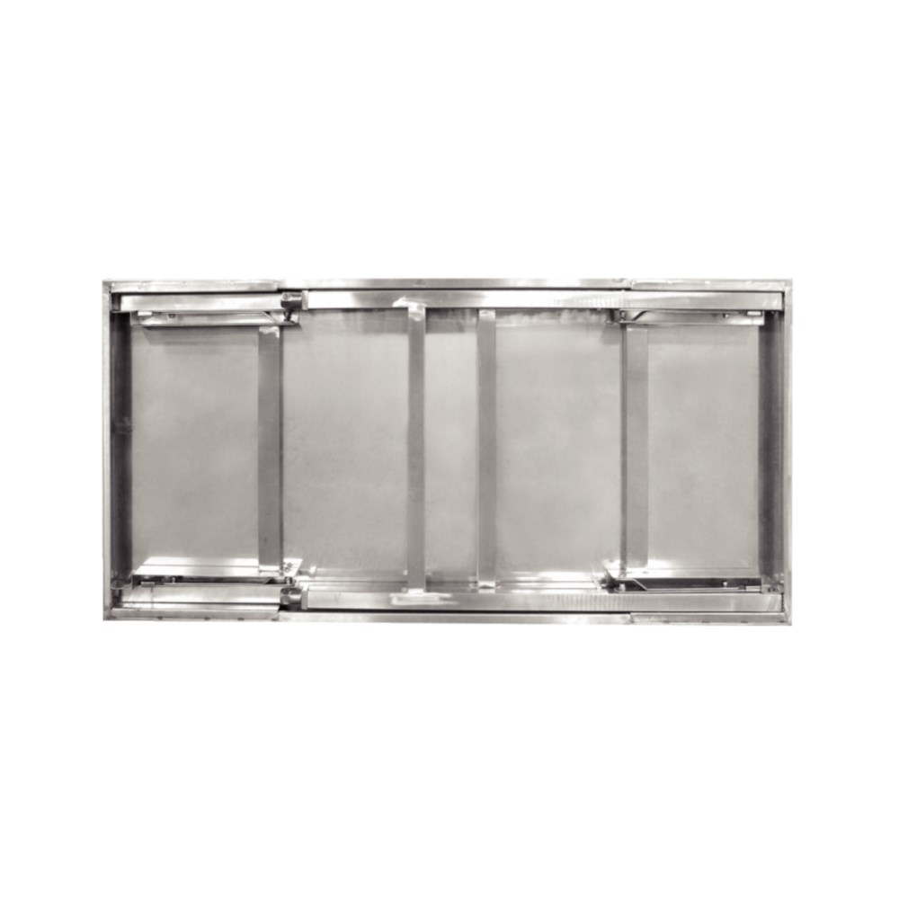 Vogue CB905 Stainless Steel Folding Table
