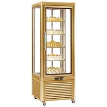 Tecfrigo Prisma 400 Gold Range Glass Display