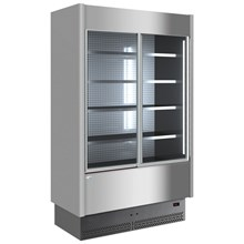 Interlevin Italia Range SP60X + Doors Range Slimline Multideck With Doors