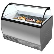 ISA Isabella Range Scoop Ice Cream Display