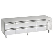 Mercatus U1 Range Low Height Gastronorm Counter