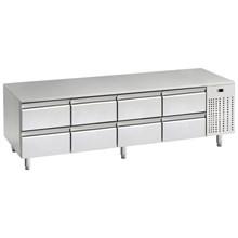 Mercatus U1 Range Low Height Gastronorm Counter