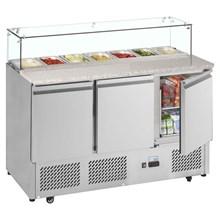 Interlevin EPI1365G Gastronorm Preparation Counter