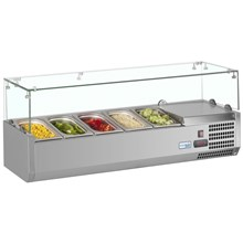 Interlevin VRX 330 Range Gastronorm Topping Shelf