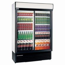 Staycold SD Range Glass Door Merchandiser