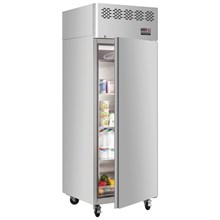 Interlevin CAR650 Gastronorm Solid door Refrigerator