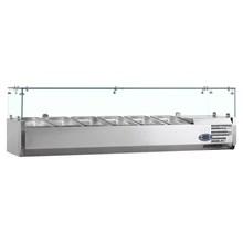 Tefcold Gastro-Line VK38 Range Gastronorm Topping Shelf