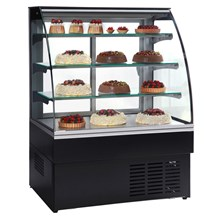 Trimco Zurich II Range Patisserie Display Cabinet