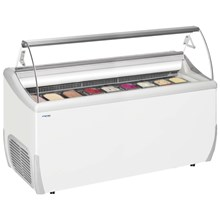 Framec J Range Scoop Ice Cream Display