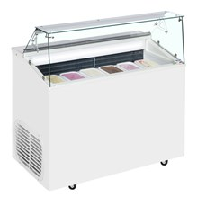Framec TOP Range Scoop Ice Cream Display