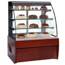 Trimco Zurich II Wood Range Patisserie Display Cabinet