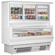 De-Rigo Isabel Range Wallsite Freezer