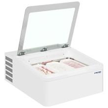 Framec MINI CREAM RANGE Counter Top Scoop Ice Cream Display