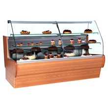 Frilixa Tejo Range Serve Over Counter for Patisserie