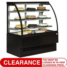Interlevin Italia Range Evo Range Patisserie Display Cabinet