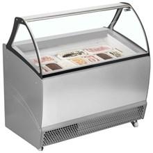 ISA Bermuda Range Ventilated Scoop Ice Cream Display