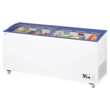 Arcaboa ACL Range Sliding Curved Glass Lid Chest Freezer
