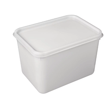 4 Litre Ice Cream Containers with lids