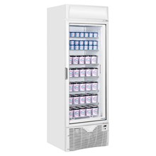 Framec EXPO360NST Glass Door Display Freezer