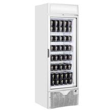 Framec EXPO430NV/500NV Glass Door Display Freezer