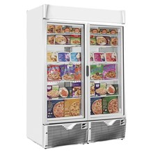 Framec EXPO1100NV Glass Door Display Freezer
