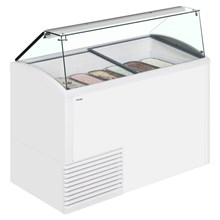Framec Slant 510 Scoop Ice Cream Display